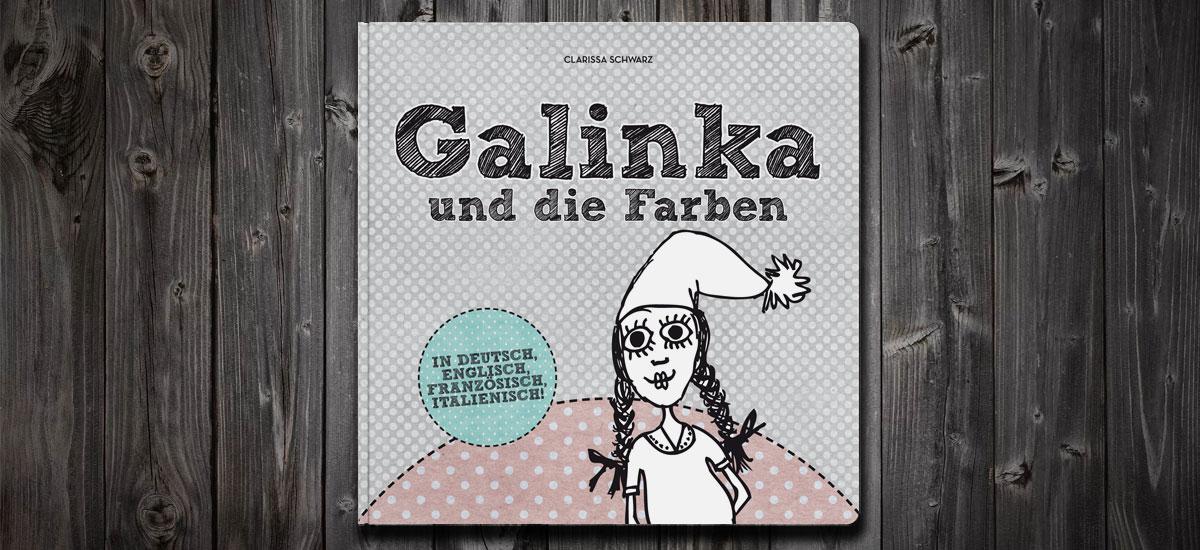 Galinka und die Farben