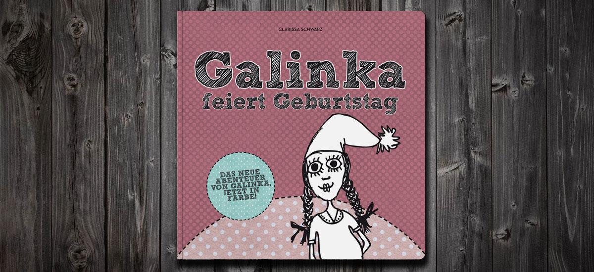 Galinka feiert Geburtstag