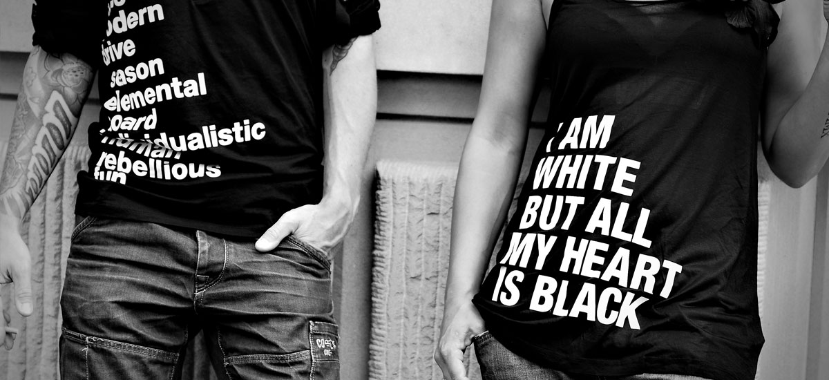 Typo-Shirts